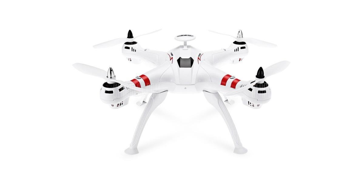 Drone Economico con GPS e Motori Brushless! BAYANGTOYS X16 GPS a 120€