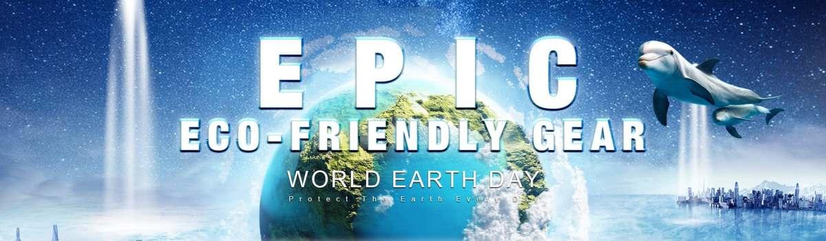 EARTH DAY su Gearbest!