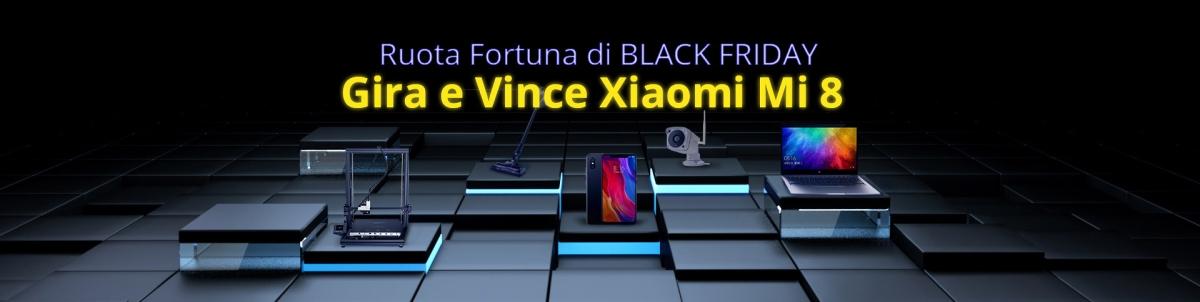 BLACK FRIDAY! RUOTA DELLA FORTUNA!