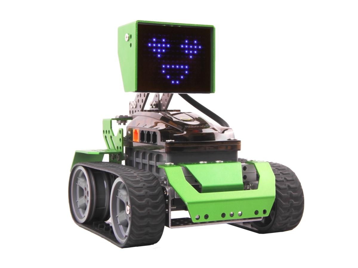 ROBOBLOQ! Robot Didattico!