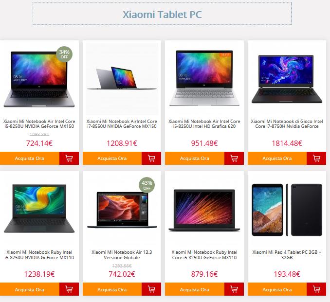 screenshot_2019-01-08 promozione di gadget xiaomi fino a -70%(2)