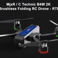 MJX B4W 2K! Un nuovo Drone Pieghevole!