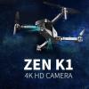 VISUO ZEN K1! Drone GPS Pieghevole Low Cost!
